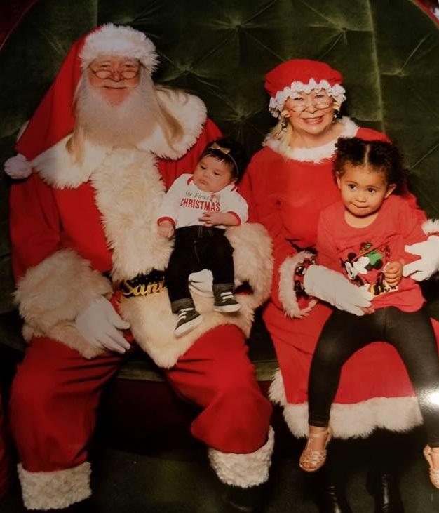 Mall Santa 2017
